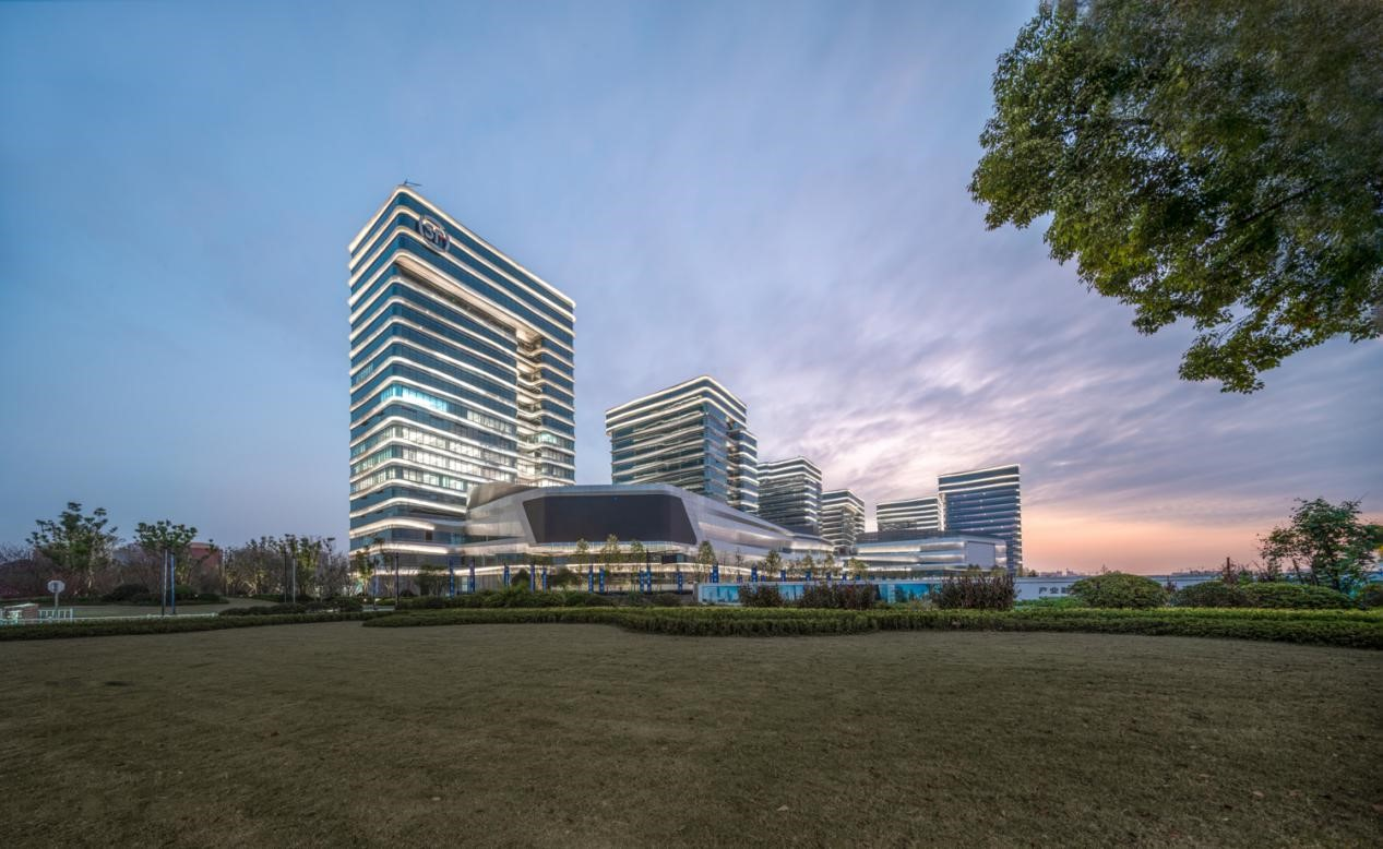 浙大科技园·顺丰智汇物流创新中心